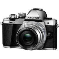 OLYMPUS - Hybride OM-D E-M10 Mark III 14-42 Silver