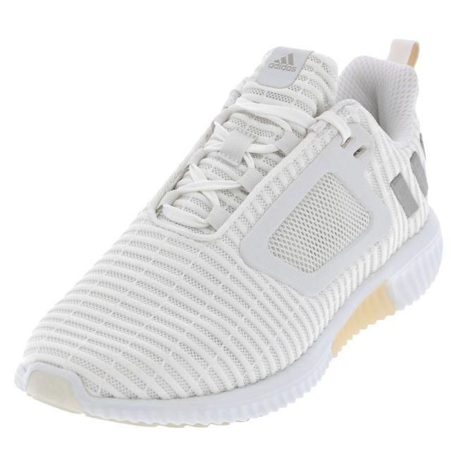 Chaussures running mode Climacool crystal white l Blanc 10801