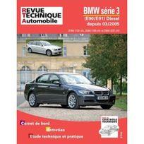 Topcar - Revue technique pour Bmw de e90-e91 03-05 jusqu'à diesel 318d-320d-330d