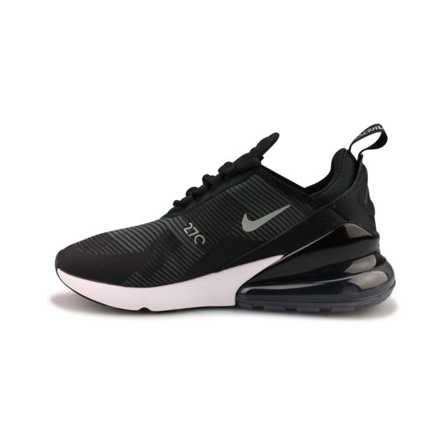 Nike Air Max 270 Knit Jacquard (GS) junior casual trainers
