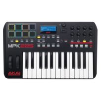 Akai - Mpk225 - clavier maître Usb 25 notes