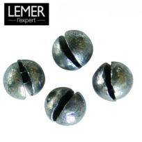 Lemer - Plomb De Peche Chevrotine Fendue
