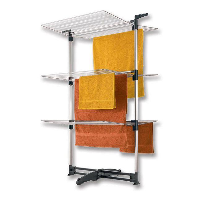 metaltex s choir linge 40m 405870 pas cher achat vente s choir rueducommerce. Black Bedroom Furniture Sets. Home Design Ideas