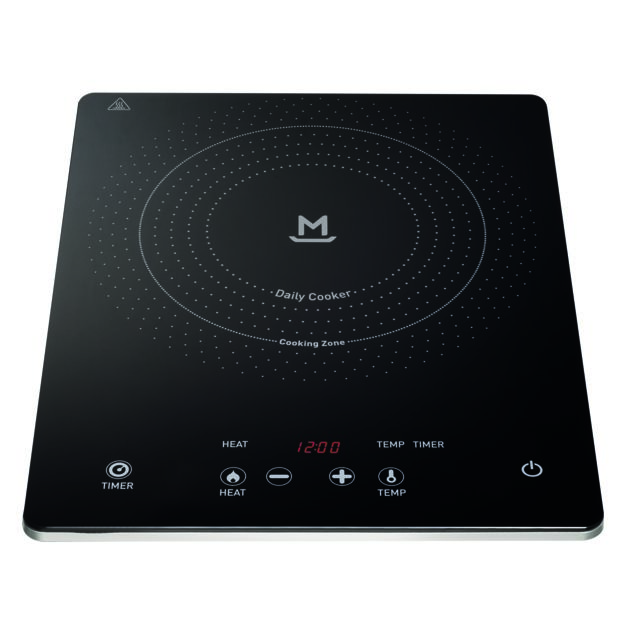 MANDINE Plaque à induction - 2000 W - Noir