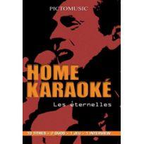 Arcades Video - Home KaraokÉ - Les ÉTERNELLES - Dvd - Edition simple