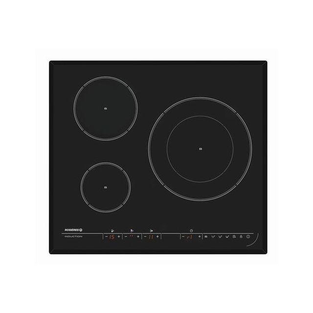 Impressionnant Plaque Induction Faible Epaisseur #5: Rosières - Table De Cuisson Induction Rosieres Rpi342