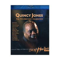 Eagle - Quincy Jones / 75th Birthday Blu-ray