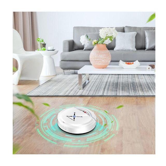 GÉNÉRIQUE Smart Home Ultra mince petit robot de chargement