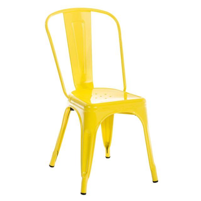 Splendide Chaise de salle à manger, de cuisine, de salon Sofia chaise d'exterieur