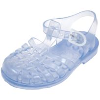 Meduse - Sandales Sun cristal enfant Gris 79685