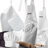 Nattiot - Toque Chef Noir 17 X 31