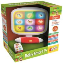 Lisciani Giochi - Lisciani Carotina Baby Smart Tv - Jeu Educatif Electronique