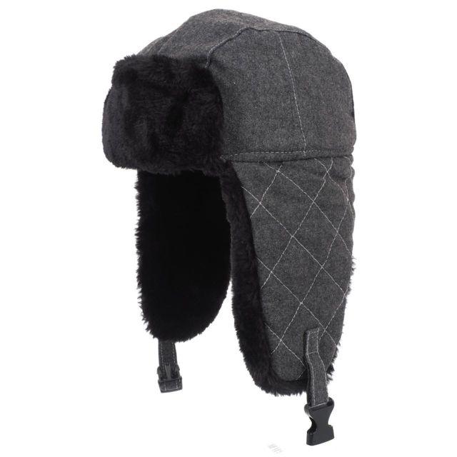 8cee4bb14a61 Marlybag - Chapka Toundra j chapka enfant Gris 43462 - pas cher Achat    Vente Casquettes, bonnets, chapeaux - RueDuCommerce