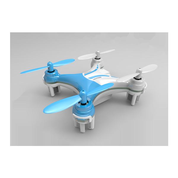 SILVERLIT Hélicoptère radiocommandé 2,4Ghz Nanoxcopter - 84726 Mini Drone ! 5cm. Technologie 2.4 Ghz, 4 canaux Gyro. Loopings 360°. Dès 8 ans.
