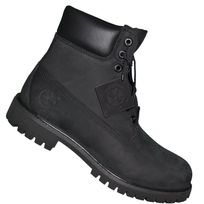 bottine noir timberland