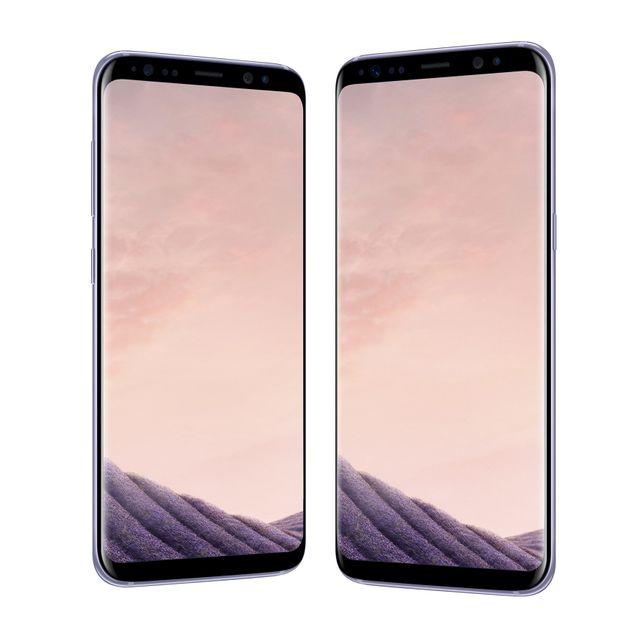 Samsung - Galaxy S8 - Orchidée