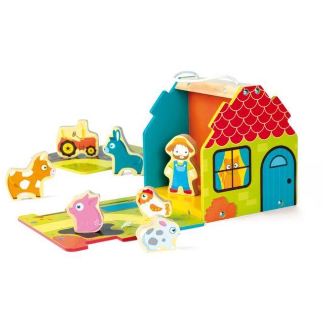 House Of Toys Ma première ferme