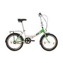 Vélo pliant 20'' FX 300 vert TC 30 cm