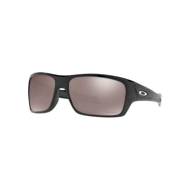 4cd4541ab7fb84 Oakley - Lunettes Turbine Active Prizm Refresh noir avec verres Prizm Black  Polarized miroir - pas cher Achat   Vente Lunettes - RueDuCommerce
