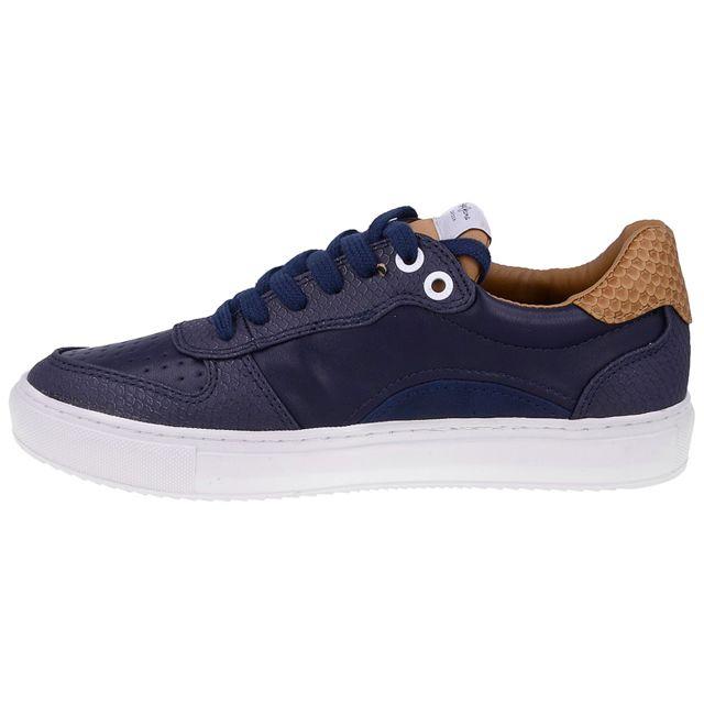 Pepe Smart Jeans Femme 37 Adams Chaussure Pas Taille Bleu 8n0wkOP