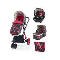 Autre - Poussette trio 3 roues Cosatto Flamingo