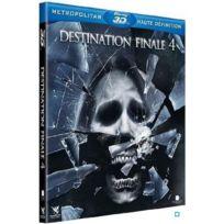 Metro - Destination Finale 4 Blu Ray 3D