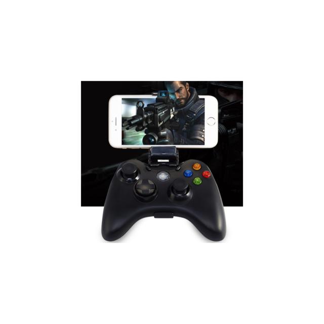 auto hightech contr leur de jeu sans fil bluetooth manette pour android ios pc ps3. Black Bedroom Furniture Sets. Home Design Ideas