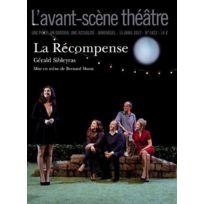 Avant-scene Theatre - Revue L'Avant-Scene Theatre N.1422 ; La Récompense