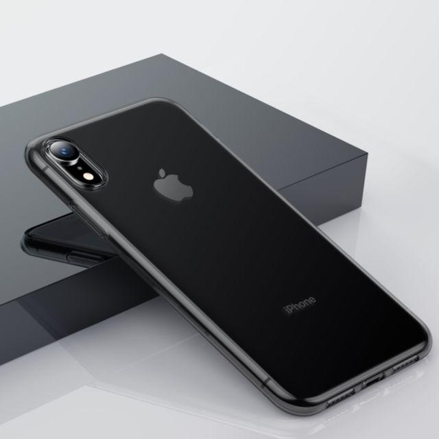 coque iphone xr noir