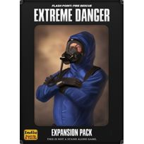 Indie Boards & Cards - 331565 - Flash Point - Extension Extreme Danger