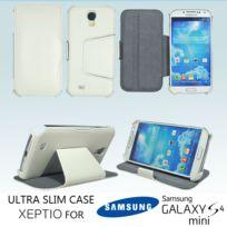 Xeptio - Samsung Galaxy S4 mini I9190/I9195 blanc