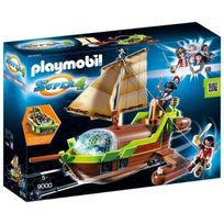 PLAYMOBIL - Gunpowder Island Pirateship - 9000