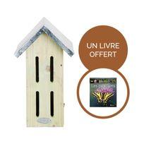 Cemonjardin - Abri papillon + livre sur les papillons offert