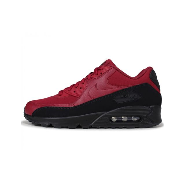the latest ccbff c3d47 Nike - Nike Air Max 90 Essential - Age - Adulte, Couleur - Rouge,