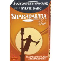 ASMODEE - Shabadabada Duo - LHRSHAB01