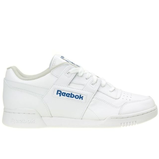 be1036583f8f8 Reebok - Workout Plus - pas cher Achat   Vente Baskets homme - RueDuCommerce