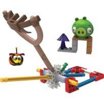 K'Nex - Knex - 72005 - Jeu De Construction - Oiseau Eclair Vs Cochon Spatial - Angry Birds Space