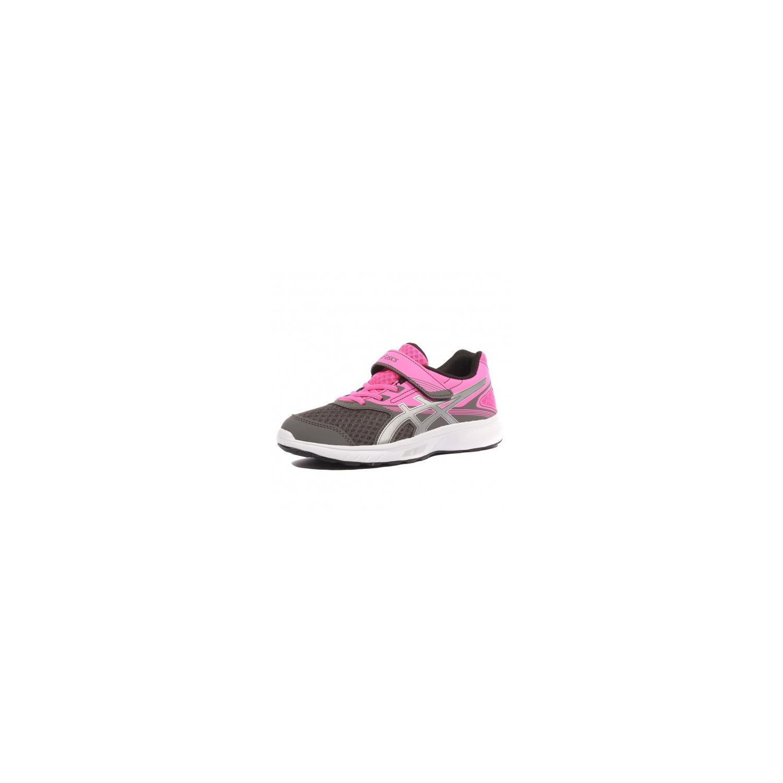 Fille Chaussures Asics Cher Gris Running Rose Stromer Ps BwtET