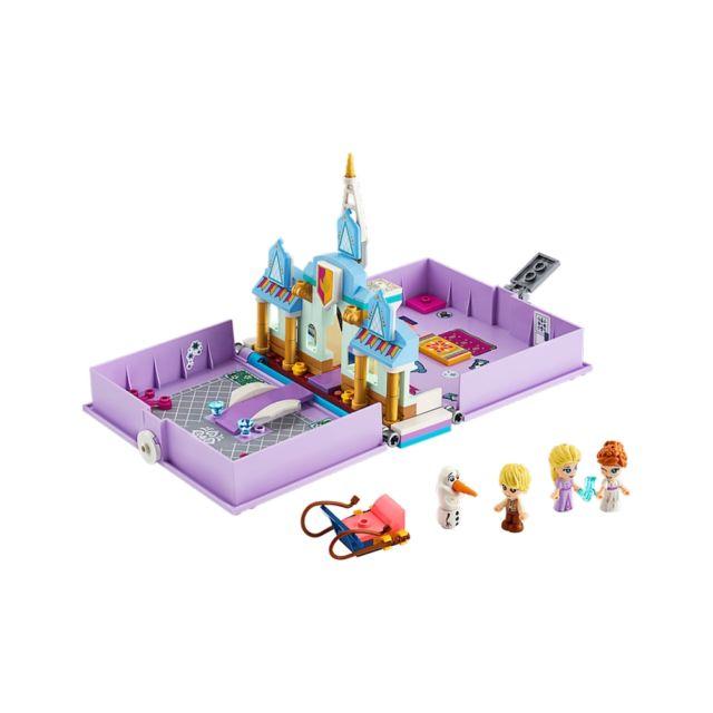 Lego 43175 Livre Disney Frozen Disney Princess