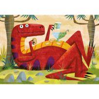 Heye - Puzzle 500 pièces Monsters : Michael Slack, Monster Punch