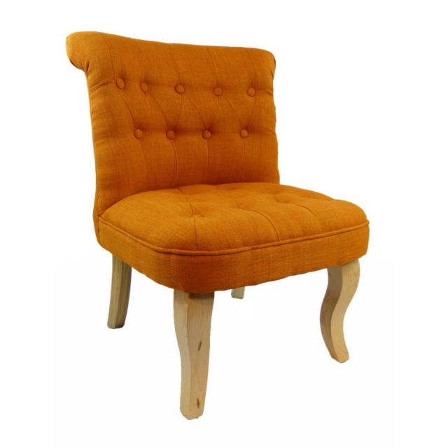 COTTON WOOD Fauteuil crapaud Alexia