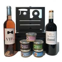 Halte Gourmande - Coffret Cadeau 19e Trou