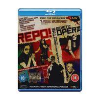 Lionsgate Films - Repo A Genetic Opera Blu-ray, Import anglais
