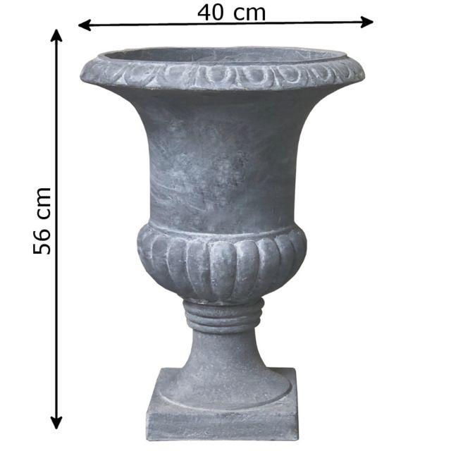 L\'ORIGINALE Deco - Vasque Pot Porte Plante Médicis Fibres de ...
