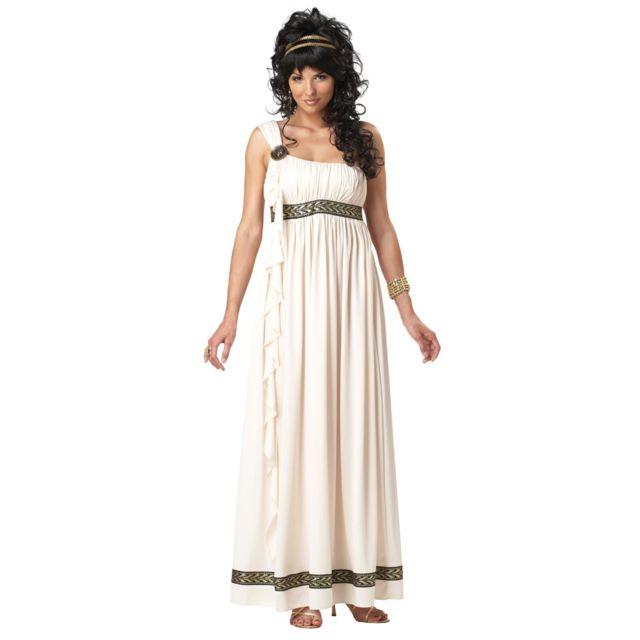 California costume déguisement déesse de lolympem 3840