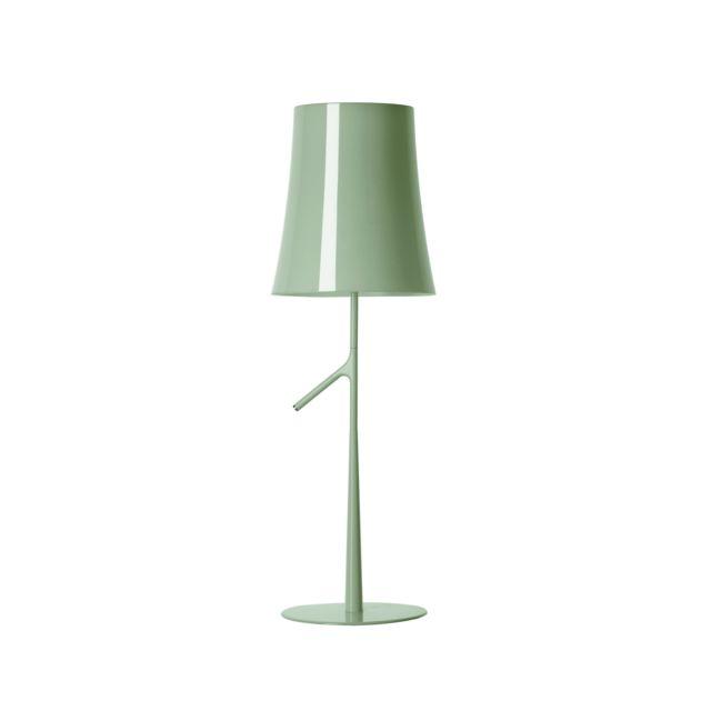 Foscarini Lampe de table Birdie piccola - non dimmable - gris