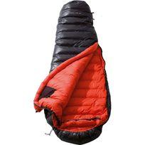 Yeti - V.I.B. 400 - Sac de couchage - Xl rouge/noir