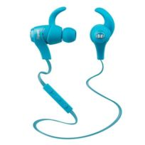 Monster - iSport Ecouteurs intra-auriculaires bluetooth Bleu