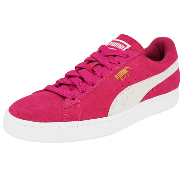 best sneakers a9cb6 4ef9a Puma - Suede Classic W Chaussures Mode Sneakers Femme Cuir Suede - pas cher  Achat   Vente Baskets femme - RueDuCommerce