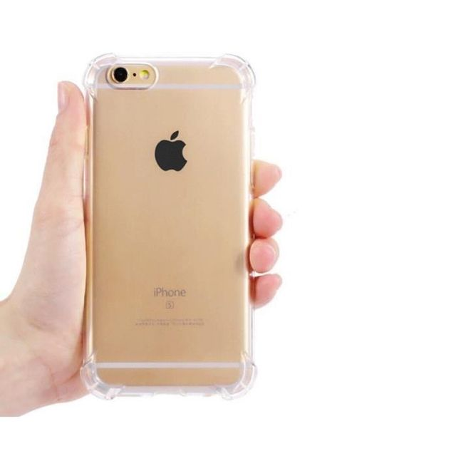 coque transparente en gel tpu pour iphone 7